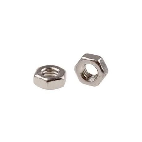 (100 pcs) 3mm Machine Nuts