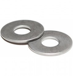 (50 pcs) 3mm Washers Stainless