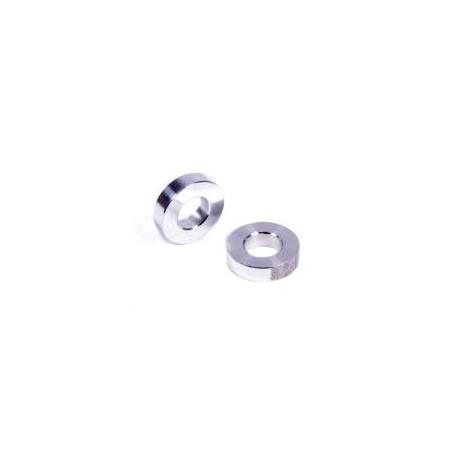 (10) 3mm x 2mm Aluminum Spacers