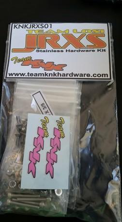 Losi JRXS Stainless Hardware Kit