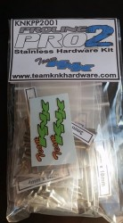 Proline Pro 2 Stainless Hardware Kit