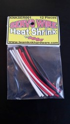 Servo Wire Heat Shrink Kit