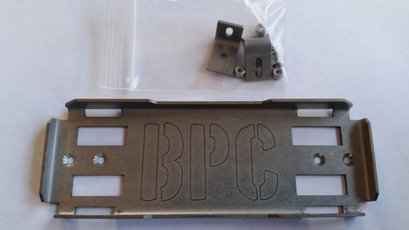 BPC Battery Relocation Tray Large
