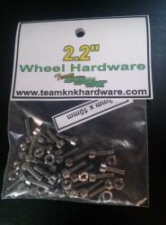 1.9 Beadlock Wheel Hardware Kit