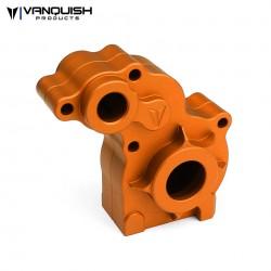 SCX10 Aluminum Transmission Housing Orange