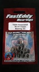 Fast Eddy RC10 Classic Bearing Kit