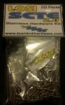 (232 pcs) Losi SCTE 2.0 Stainless Hardware Kit