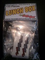 (133 pcs) Tamiya Lunch Box