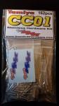 (162 pcs) Tamiya CC01 Stainless Hardware Kit