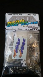 (208 pcs) Arrma Nero/Fazon/Big Rock