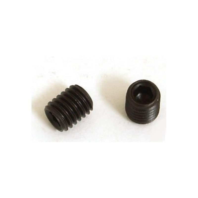 L20xD4 mm Hand Driven Plastic Screws X 4